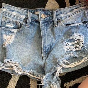 Klique B. Shorts